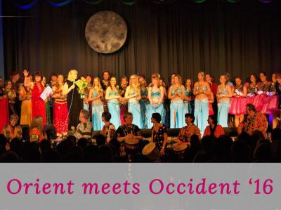 Orient meets Occident 2016
