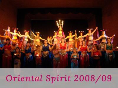 Oriental Spirit 2008 & 2009